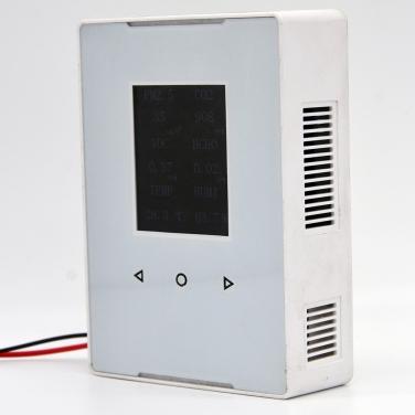 壁挂式室内环境监测系统终端