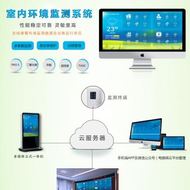 室内专用环境检/监测系统
