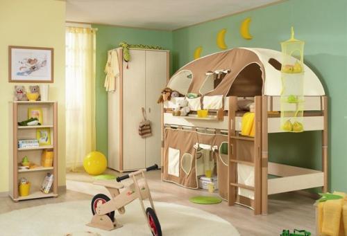儿童房间室内环境装修会产生哪些污染?