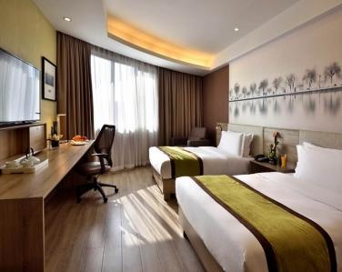 酒店旅店室内环境监测系统解决方案