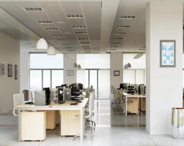办公室楼宇环境监测解决方案