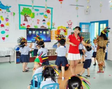 幼儿园室内室外环境监测系统解决方案