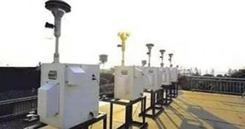 城市网格化大气环境监测站