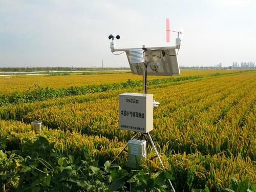 农业田间小型气象环境监测站