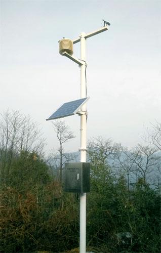 山镇环境气象监测站环境监测系统