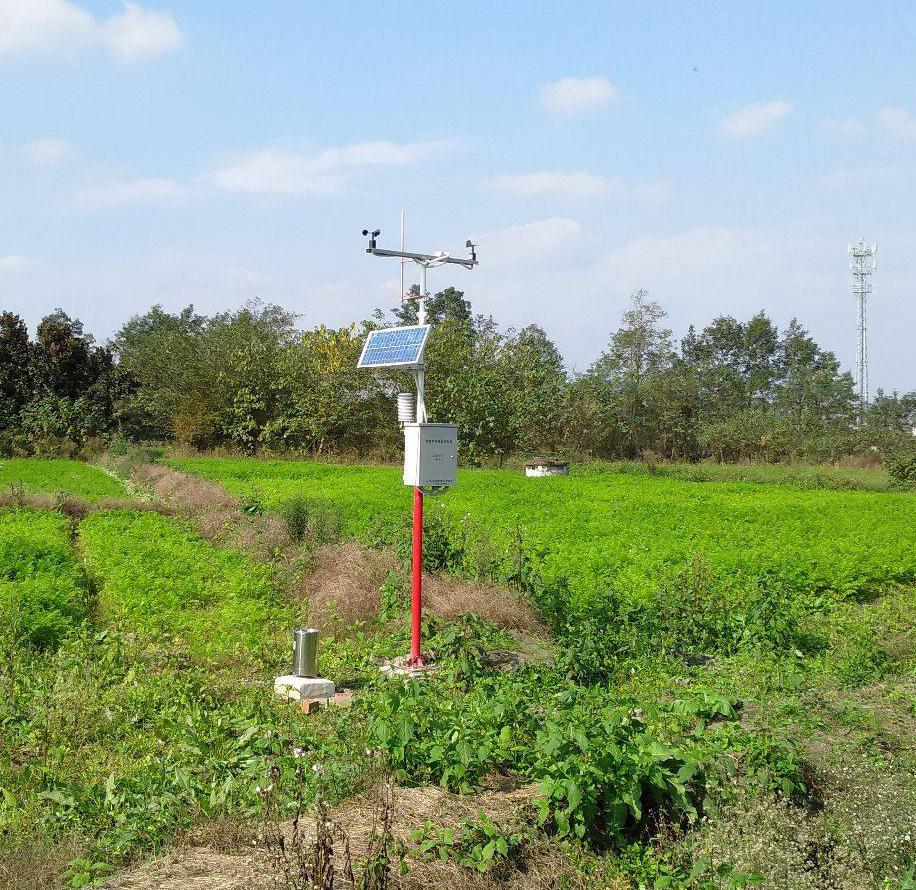 综合多参数环境气象监测站