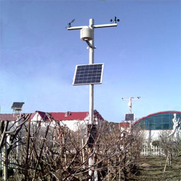 冬枣实验基地气象环境监测项目
