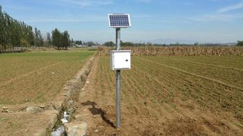 土壤墒情环境监测站