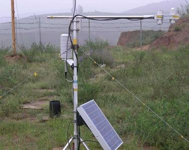 生态环境监测站径流小区气象站