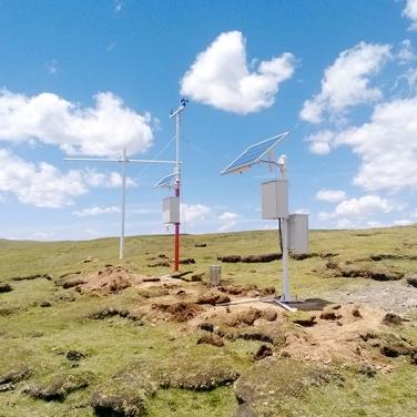 景区多参数环境气象监测站