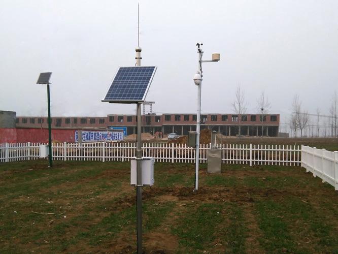 嘉兴启动环境空气质量环境监测站系统网络建设