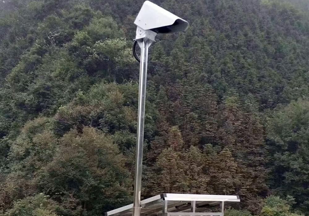 高速公路路面状况环境监测仪器系统