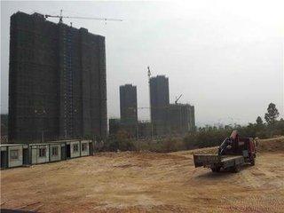 深圳打响建筑工程工地施工扬尘污染攻坚战