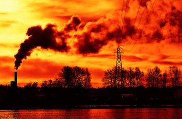 城市空气质量环境比较差是什么因素造成的?
