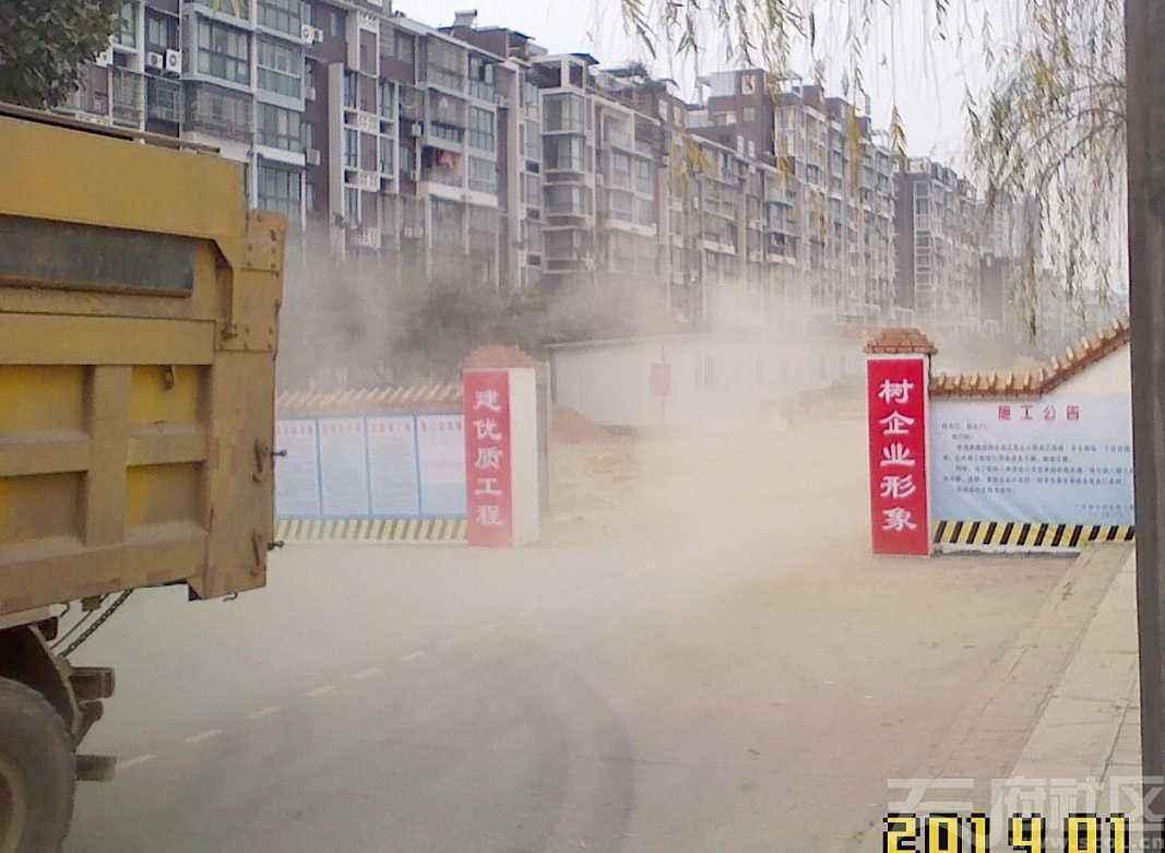 扬尘环境监测治理不能只盯工地,道路扬尘污染同样不容忽视