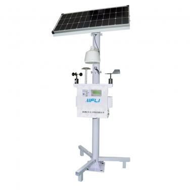 网格化空气质量监测站系统