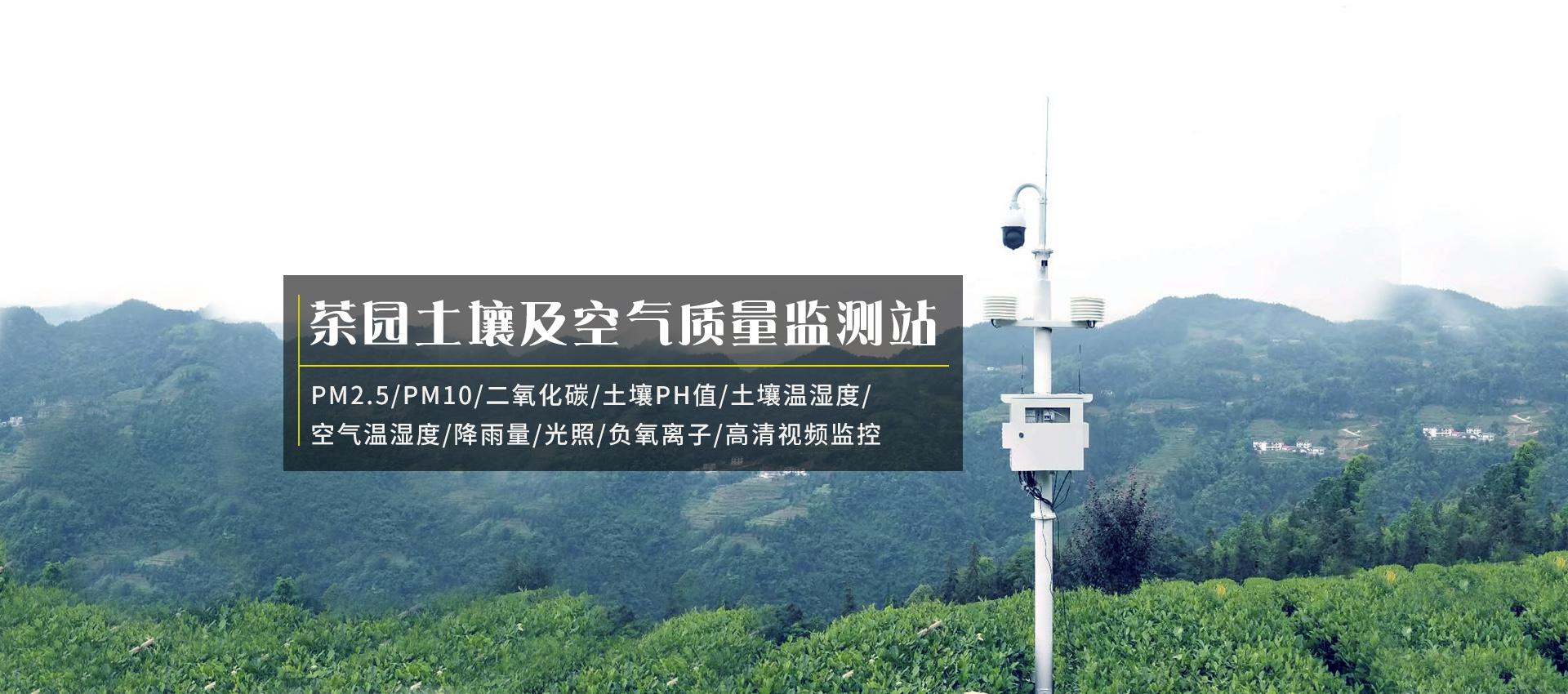 茶园环境监测如何选择监测系统设备?