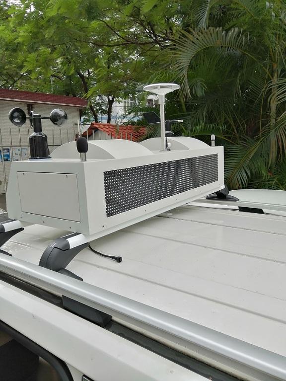 移动式大气空气质量环境监测产品上市