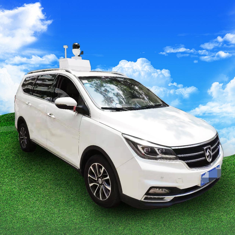 车载空气质量监测微站
