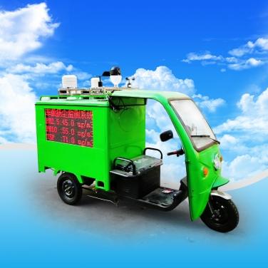 车载走航式空气质量监测设备