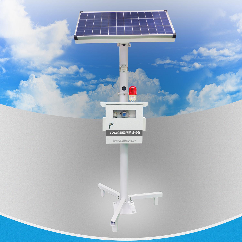 VOCs在线监测系统设备主要应用于哪些行业企业?