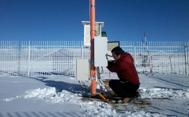大气环境空气质量监测站的日常维护与检修