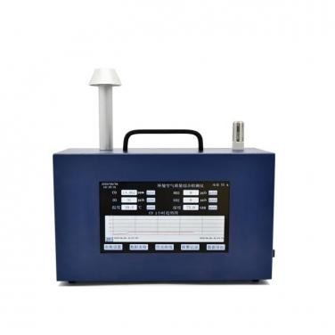 便携式室内/外环境空气质量检测仪
